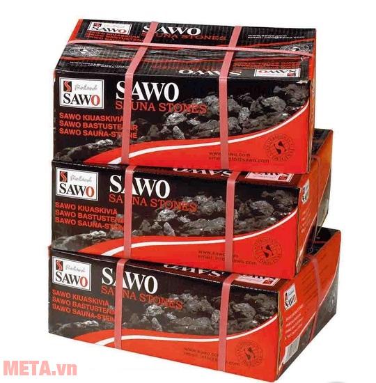 Đá xông hơi khô Sawo