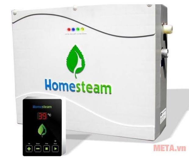 Hình ảnh máy xông hơi gia đình Homesteam MA 560HS
