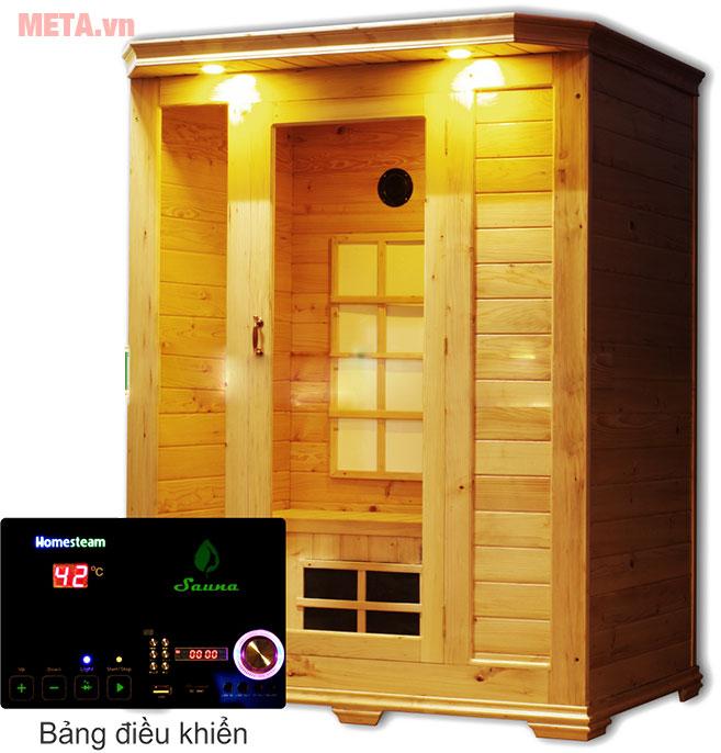 Phòng xông hơi khô Homesteam HS 301A