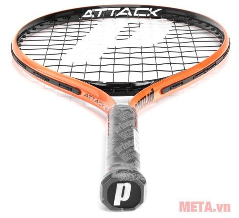 Vợt tennis có thiết kế đẹp mắt