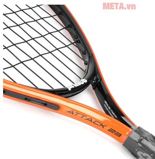 Vợt tennis giúp bạn có cú đánh chuẩn xác