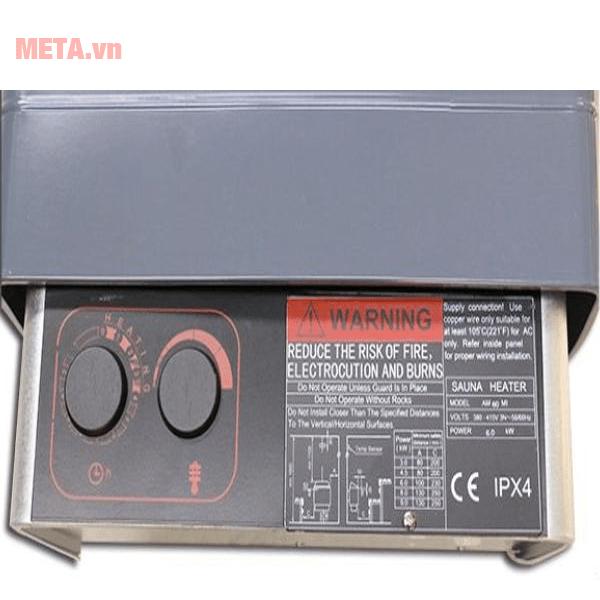Máy xông hơi khô Amazon - AM60MI