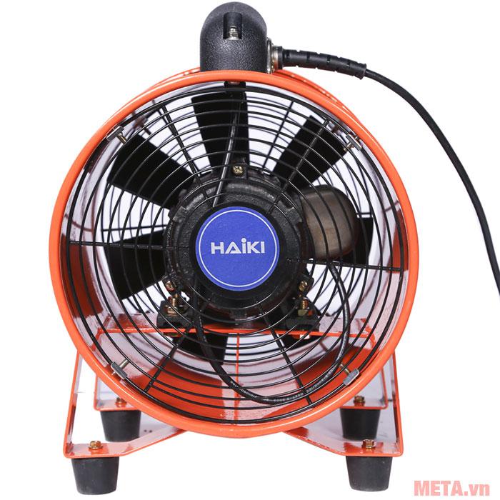 Hình ảnh quạt thông gió xách tay Haiki XT25