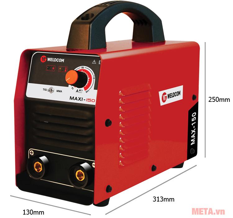 Weldcom Maxi 150