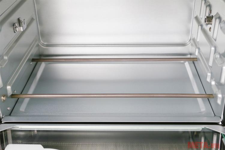 Công nghệ làm nóng điện trợ giúp các món ăn được thơm ngon hơn