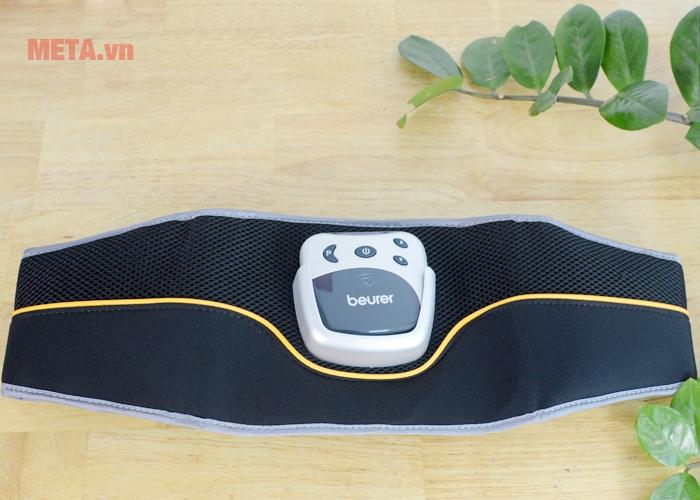 Đai massage bụng Beurer EM35 dễ dàng sử dụng