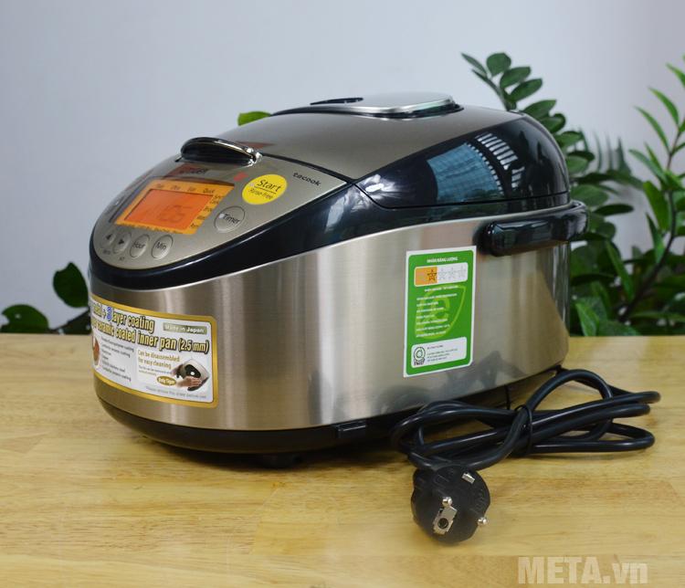 Nồi cơm điện tử cao tần nấu cơm cực ngon
