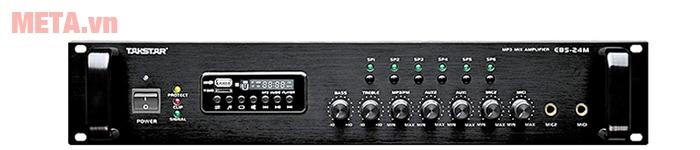 Amply truyền thanh 240w Takstar EBS-24M
