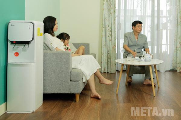 Cây nước nóng lạnh mang đến sự tiện nghi cho gia đình bạn