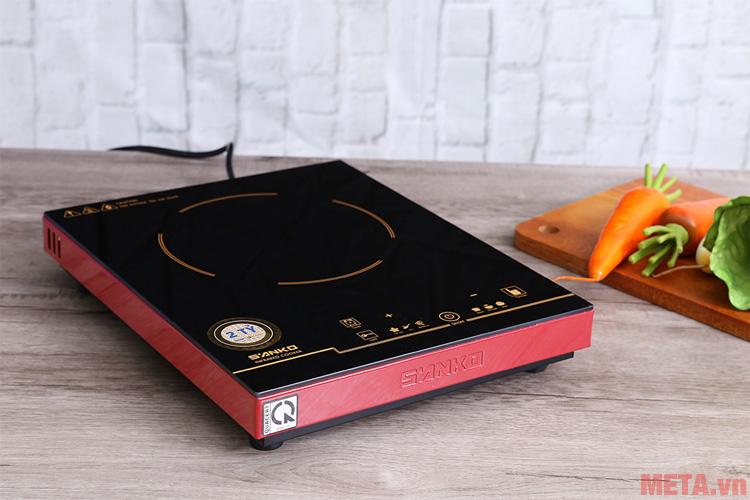 Hình ảnh bếp hồng ngoại Sanko SI - 718 R