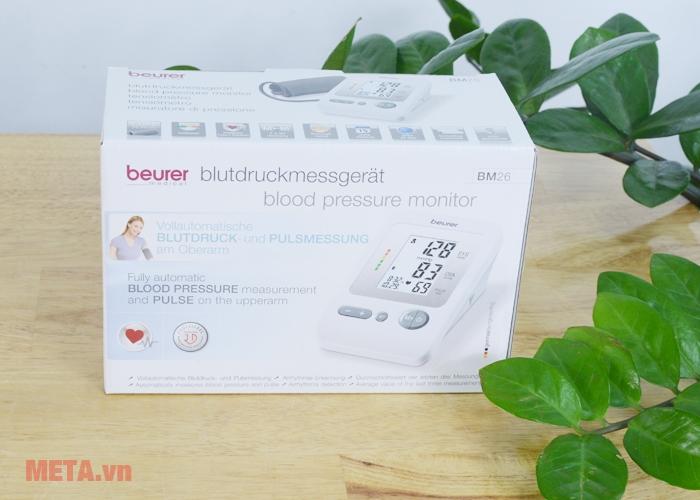 Hộp đựng máy đo huyết áp bắp tay Beurer BM26