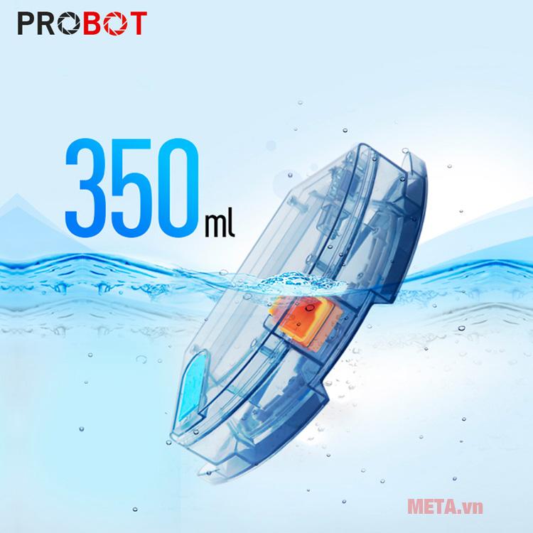 Robot hút bụi thông minh có hộc chứa nước 350ml