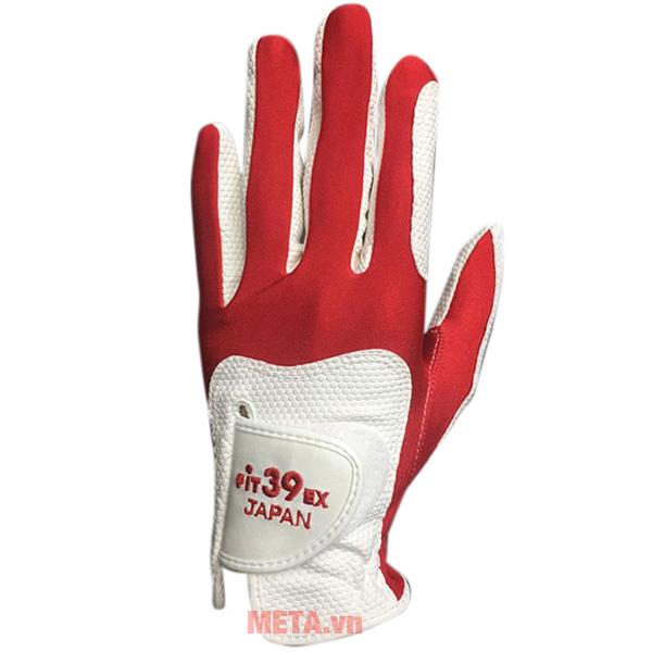 Hình ảnh găng tay Fit39EX Glove Trắng