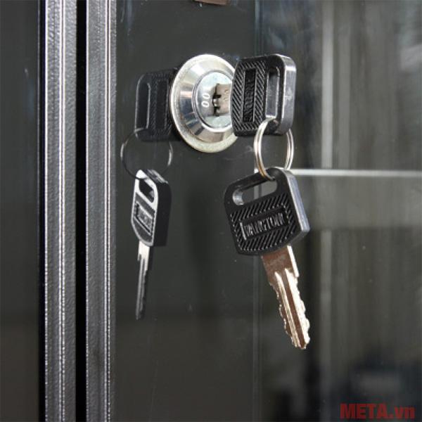Chìa khóa giúp bảo vệ đồ dùng an toàn hơn