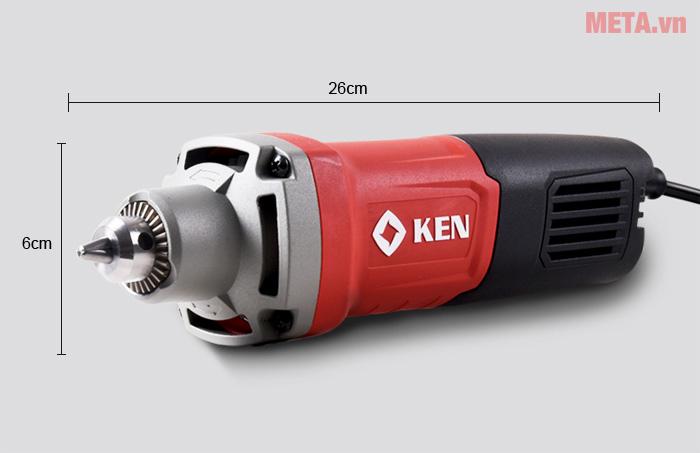 Máy mài khuôn Ken 9050
