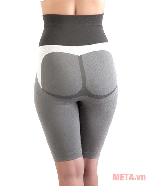 Tác động trực tiếp vào hông, và bụng