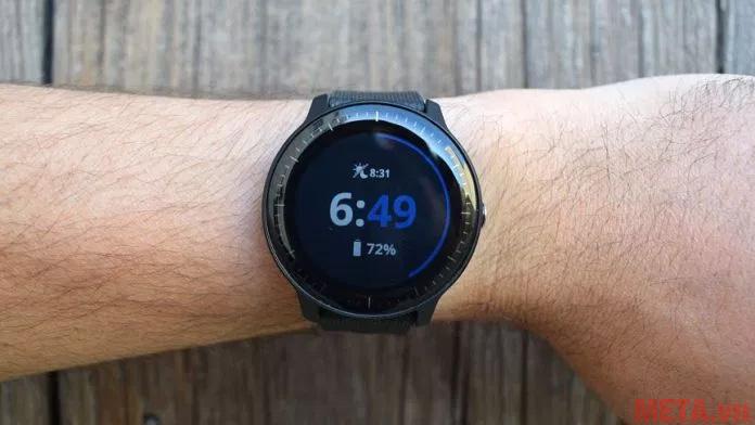 Hình ảnh đồng hồ thông minh hỗ trợ tập luyện Vivoactive 3