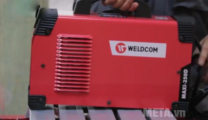 Máy hàn que điện tử chịu được va đập nhẹ