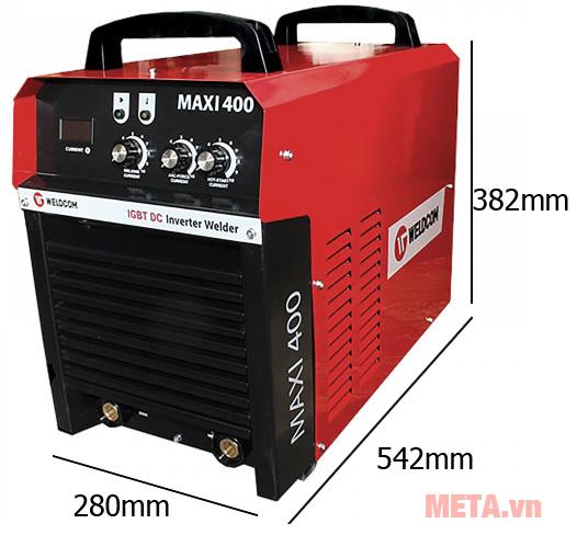 Weldcom MAXI 400