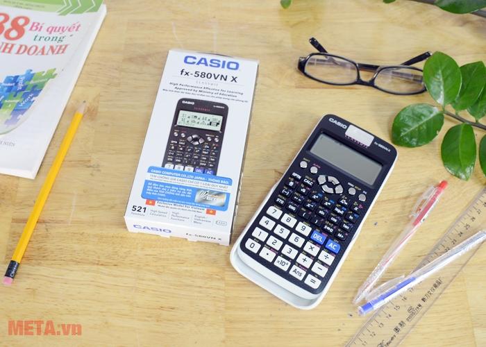 Hình ảnh máy tính Casio FX-580VN X