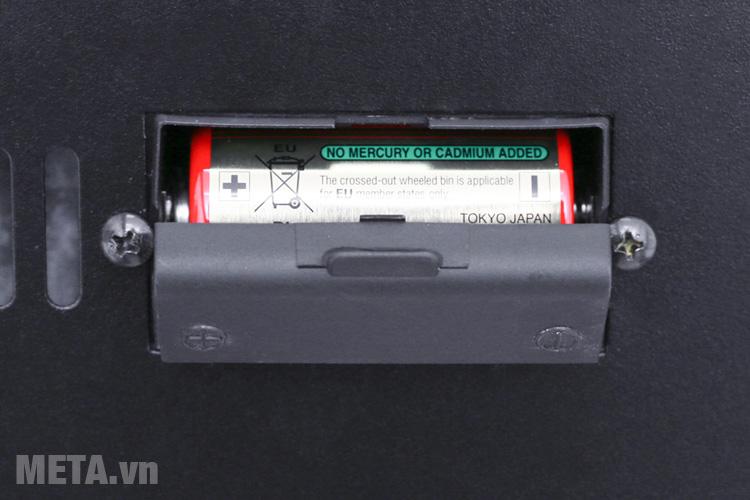 Bếp ga dương dùng 1 pin AAA 1.5V