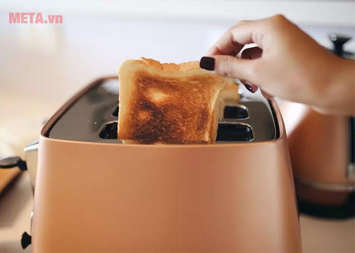 Máy nướng bánh mì Delonghi