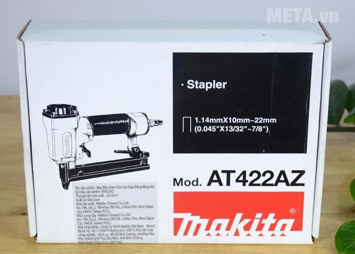 Hộp đựng máy dập đinh chữ U Makita AT422AZ