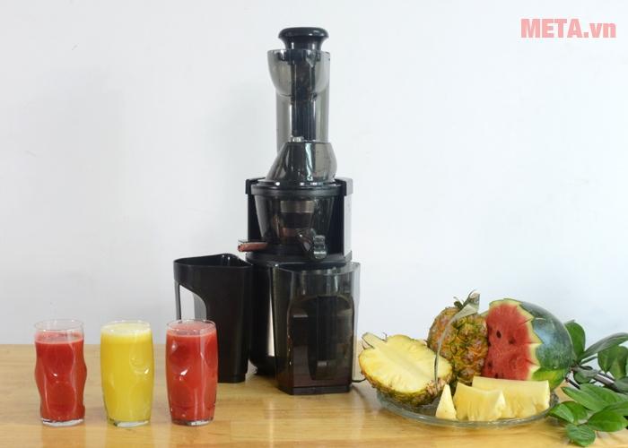 Máy ép trái cây Steba E400 có thiết kế sang trọng