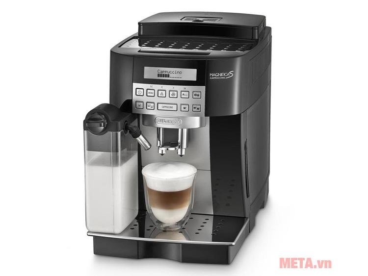 Máy pha cà phê tự động pha cappuccino tự động