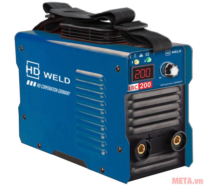 Hình ảnh máy hàn que HD Weld MMA ARC 200