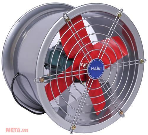 Quạt thông gió hướng trục tròn