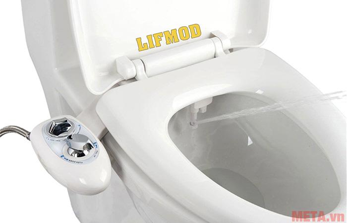 Tia nước nhẹ nhàng cho cảm giác êm ái khi bạn sử dụng