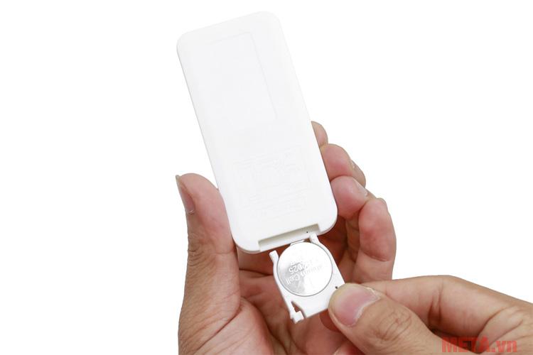Pin điều khiển của quạt dễ dàng thay thế