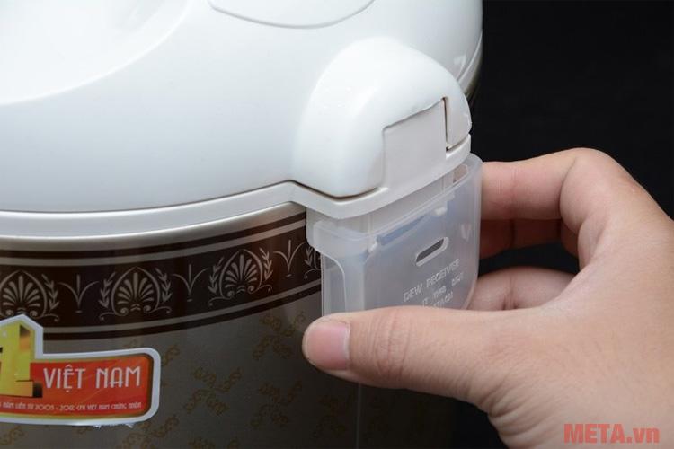 Khay chứa nước thải
