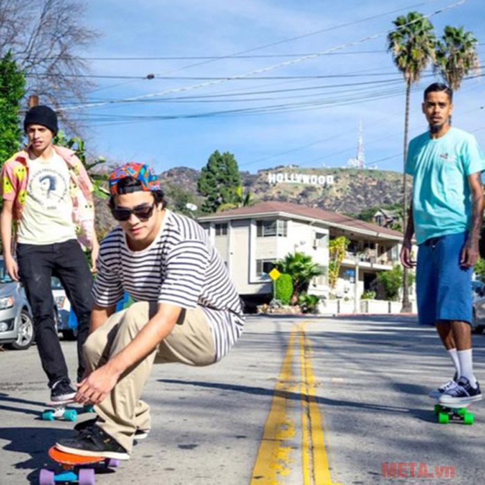 Trượt đường phố