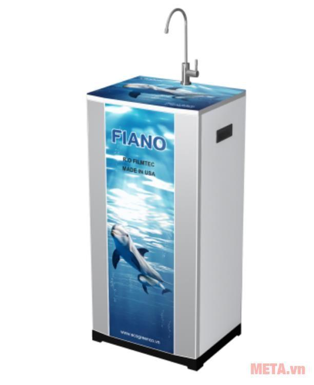 Eco Green Fiano Nano Silver 7 cấp lọc