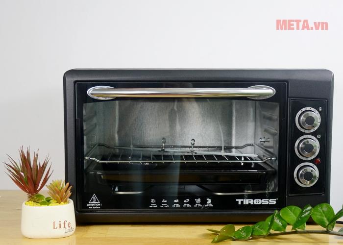 Hình ảnh lò nướng thùng Tiross TS9603