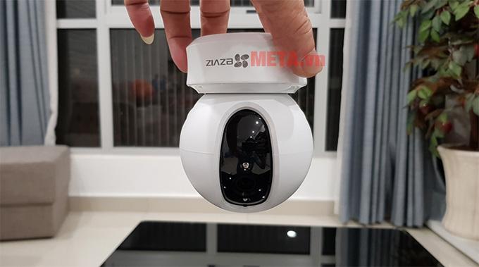 hình ảnh chụp camera EZVIZ CS-CV246 ez360 từ khách