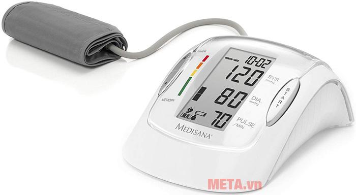 Máy đo huyết áp điện tử dễ dàng sử dụng