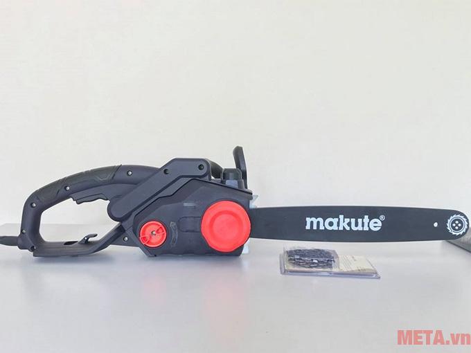 Máy cưa xích Makute EC004 trang bị lam xích 405mm