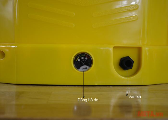 Bình xịt điện Pona PN20-2CN