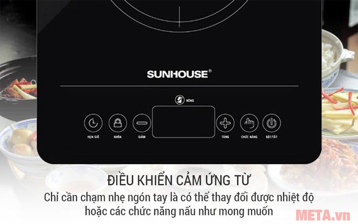 Bảng điều khiển có tiếng Việt