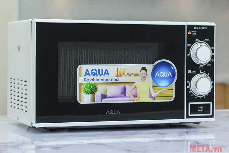 Hình ảnh lò vi sóng Aqua AEM-G1125W