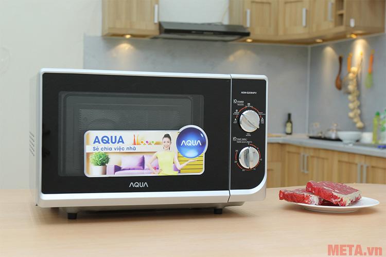 Hình ảnh lò vi sóng có nướng Aqua AEM-G2064FV