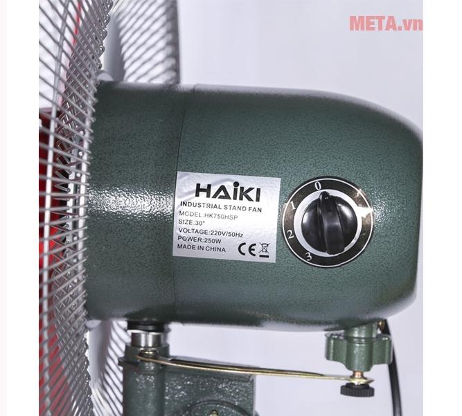 Motor được làm từ dây đồng chất lượng cao