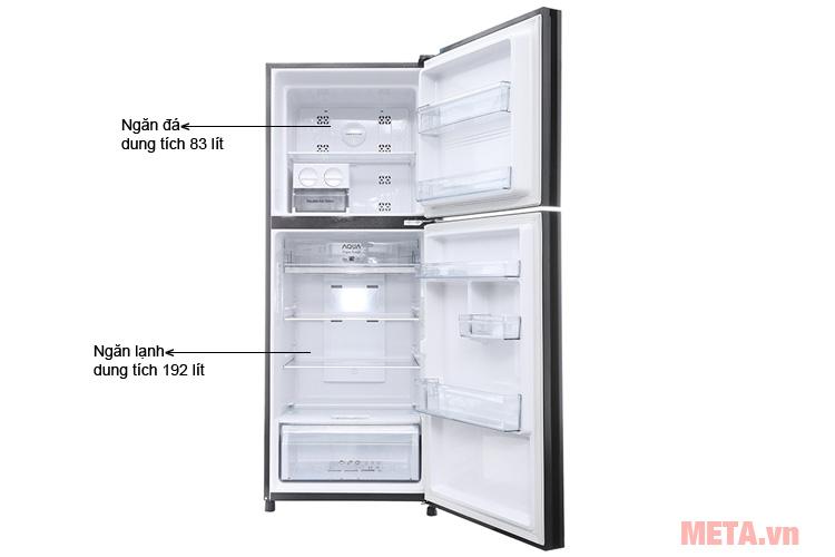 tủ lạnh 2 ngăn