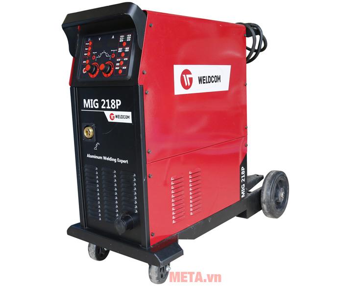 Hình ảnh máy hàn MIG nhôm Mig218P - 380V