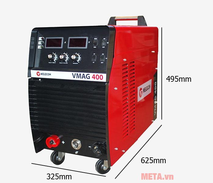 Weldcom VMAG 400