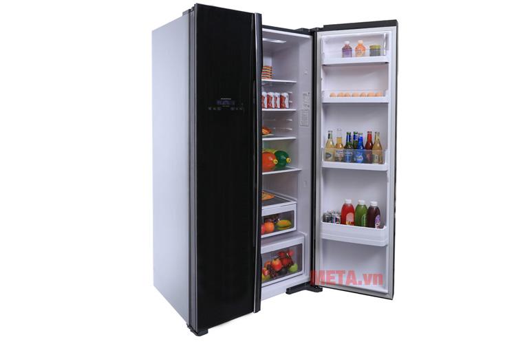 Tủ sử dụng hệ thống làm lạnh kép