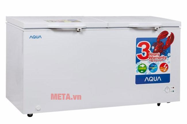 Hình ảnh tủ đông mát Aqua AQF-R520
